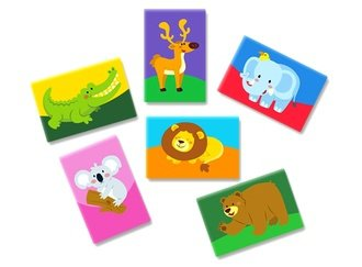 Animals Magnets (seria 1)
