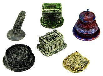 Ancient Building vending supply
