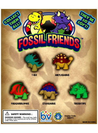Fossil Friends in 1