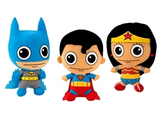 DC Comics Caricature Plush 9