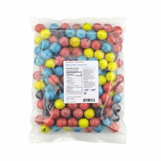 Berry Mix Gumballs gumballs in bulk