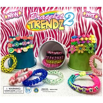 "Bracelet Trendz HOT Fashion in 2"" vending supply"