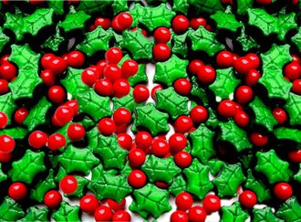 Candy Holly-Berries