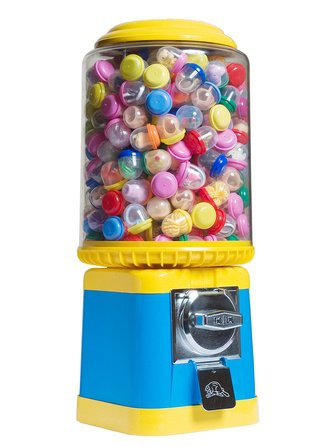 Southern-18 gumball machine