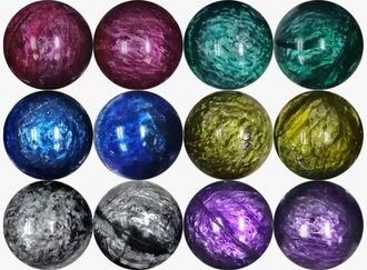 Bowling Hi-Bounce Balls 49 mm