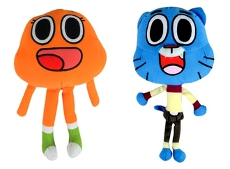 Amazing World of Gumball Plush 9.5