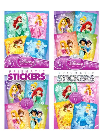 Stickers Disney Princess (Series #3)