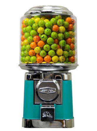 Round-16 gumball machine