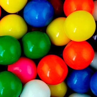 Bubble King Assorted Gumballs 32 mm gumballs in bulk