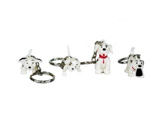 Dog Keychain